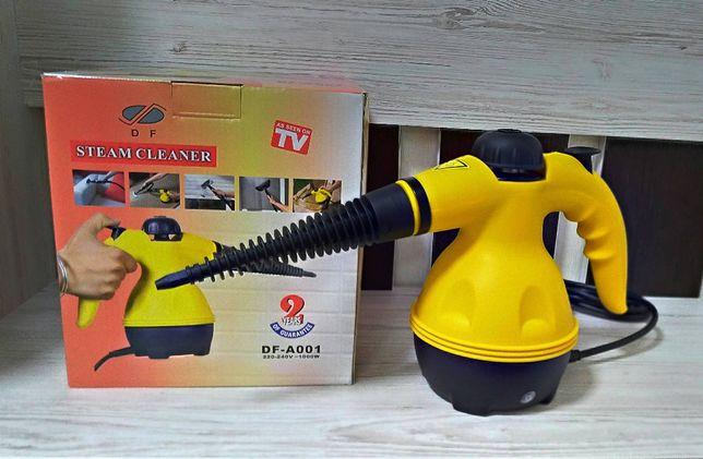 Steam Cleaner пароочиститель парогенератор 1 кВат для уборки