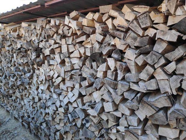 Drewno opałowe buk sezonowane do kominka  3 letnie bardzo suche