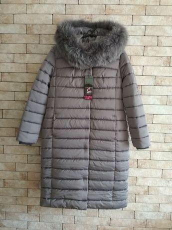Зимняя куртка-пуховик X-Woyz, 48 р.