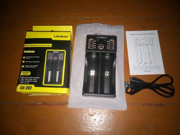 Зарядное устройство Liito Kala Lii 202 Original