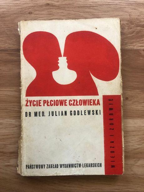 Książka Życie płciowe człowieka dr med. Julian Godlewski