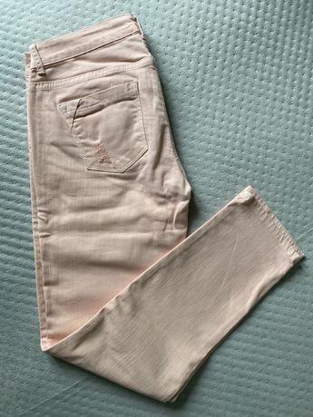 Spodnie Zara 7/8
