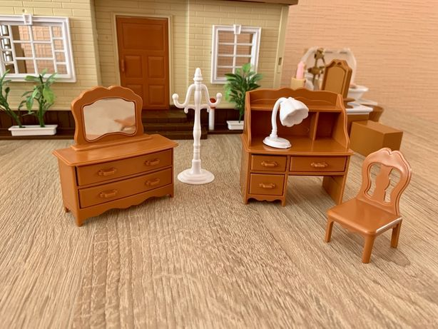 Мебель Sylvanian Families - аналог.