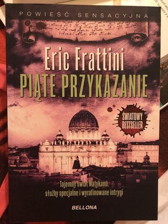 Piate przykazanie Eric Frattini