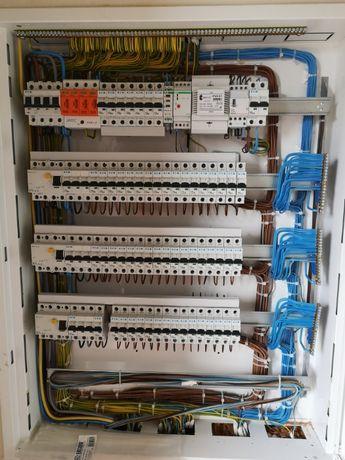 Elektryk z uprawnieniami-instalacje elektryczne,pomiary elektryczne