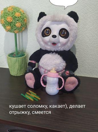 Интерактивная панда пандочка