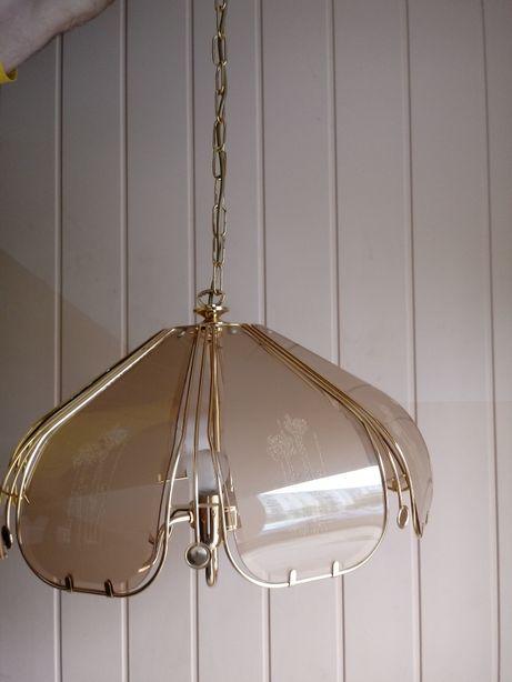 lampa wisząca z żarówkami