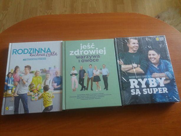 Książki z serii Lidla