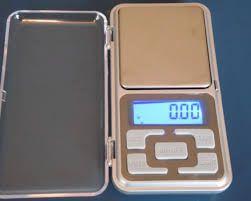 Весы ювелирные карманные аптечные MH-200 200 г деление 0.01 г