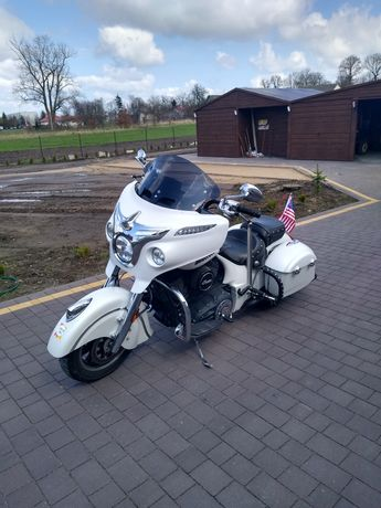 Indian Chieftain Limited 1.8 V2 2017