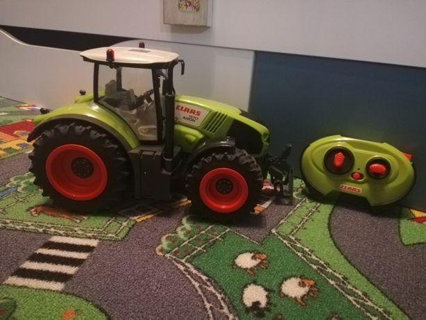 Traktor Claas zdalnie sterowany