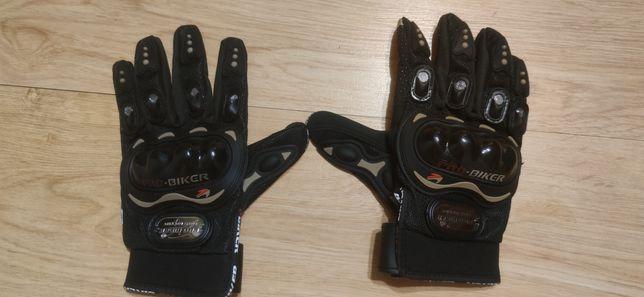 Rękawice motocyklowe nowe