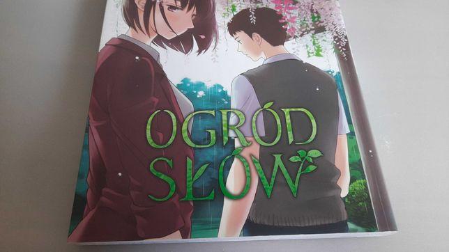 manga Ogród Słów
