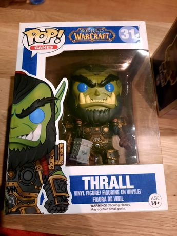 Funko pop Warcraft #31 THRALL