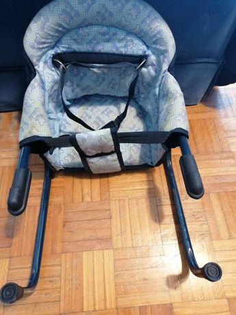 Cadeira bebé de mesa