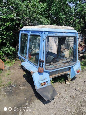 Продам велику кабіну до трактора МТЗ бу