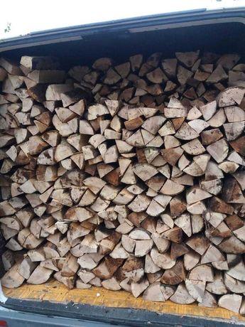 Дрова колотые твердых пород древесины!!!