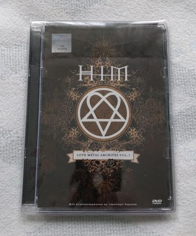 HIM - Love Metal Archives Vol. 1 DVD