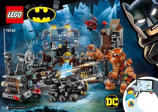 Lego DC Batman 76122