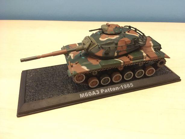 Czołgi świata Model czołg M60A3 Patton 1985
