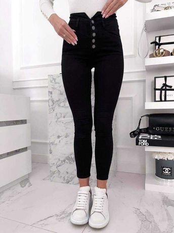 Klasyczne jeansy damskie