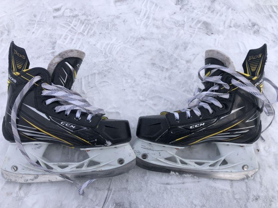 Łyżwy hokejowe CCM TACKS 6092 r.36(22,6cm) Ostróda - image 1