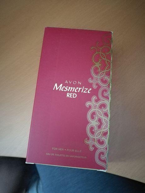Perfum Mesmerize Red