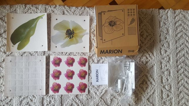 Lampa Ikea Marion