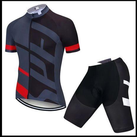 Fato ciclismo masculino S/M