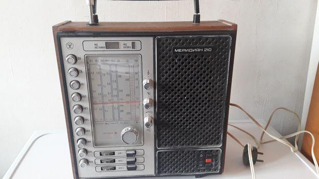 Раритетное радио