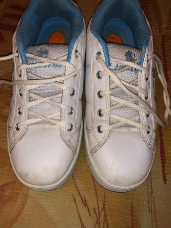 Кроссы-ролики heelys б-у в хорошем состоянии размер 35