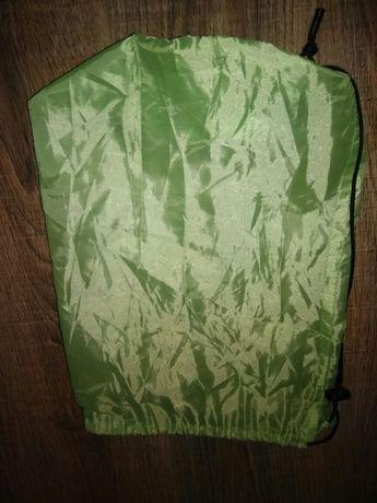 Мешок-чехол в виде рюкзака для переноски спортивной обуви, спорт.формы