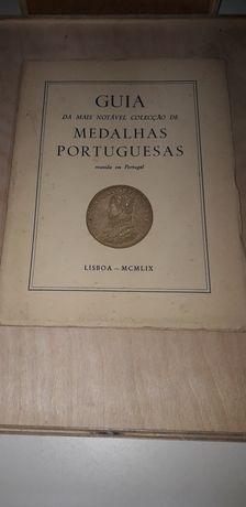 Guia da Mais Notável Coleção de Medalhas Portuguesas (1959)