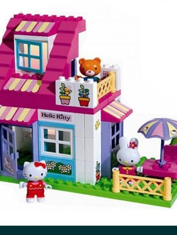 domek Hello Kitty