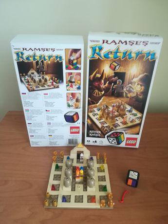 Gra planszowa Lego Ramses Return
