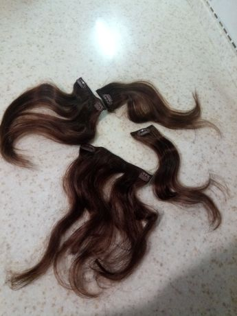Волосы для наращиванья