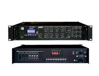 RH SOUND Wzmacniacz 100V ST-2060BC + FM + BT System PA