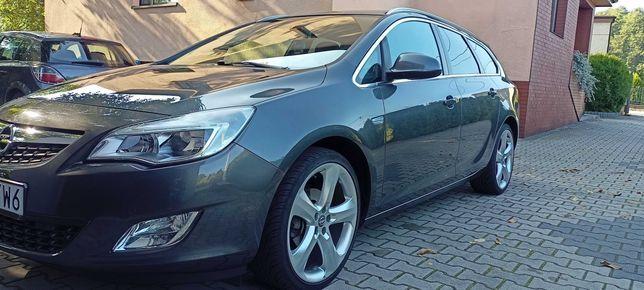 Opel Astra J 1.4Turbo Okazja!!!