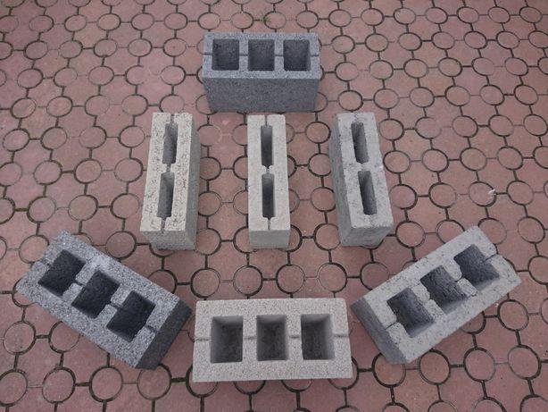 Шлакоблоки, керамзитоблоки,гранітні блоки