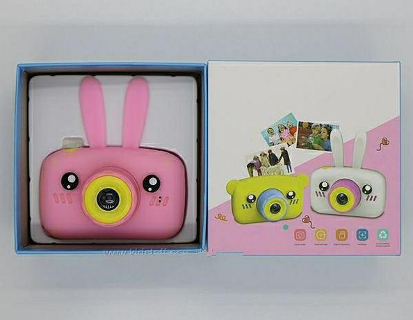 Продам детский цыфровой фотоаппарат зайчик