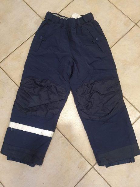 Spodnie narciarskie dziecięce H&M 122 cm