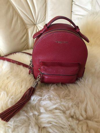 Рюкзак кожаный fidelitty