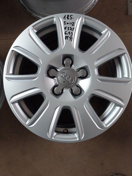 185 Felgi Aluminiowe ORYGINAŁ AUDI A3 A4 A6 Q3 R16 5x112 BARDZO ŁADNE