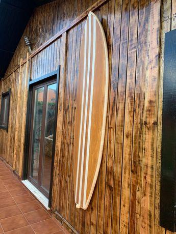 Prancha de surf para decoração