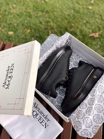 Buty Alexander McQueen Black 36-40 damskie trampki top jakosc
