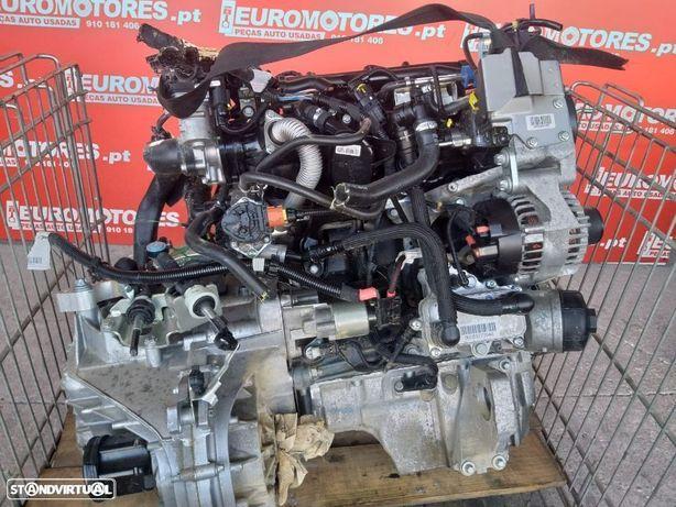 Motor JEEP RENEGADE 1.6 JTD - Ref: 55260384