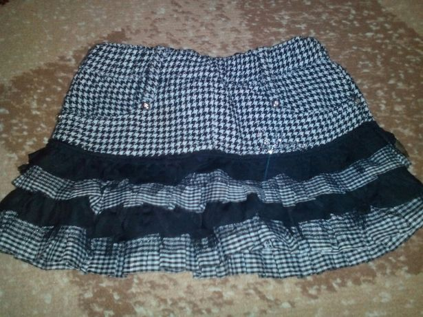 Юбка, пышная юбка, юбка осень зима весна