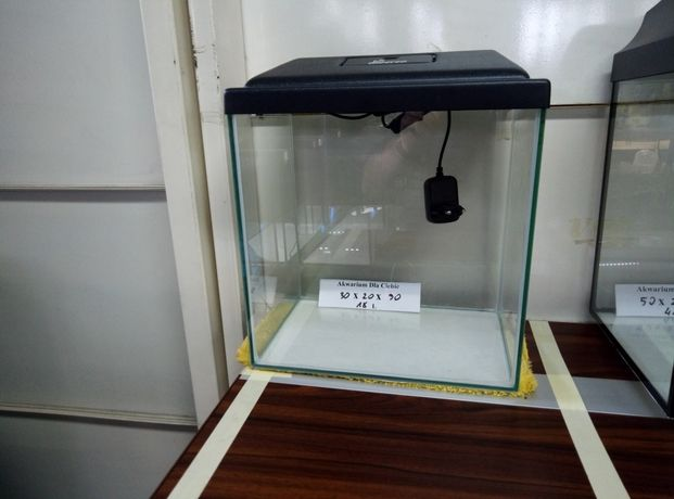 Akwarium 30x20x25 CM - 15 L