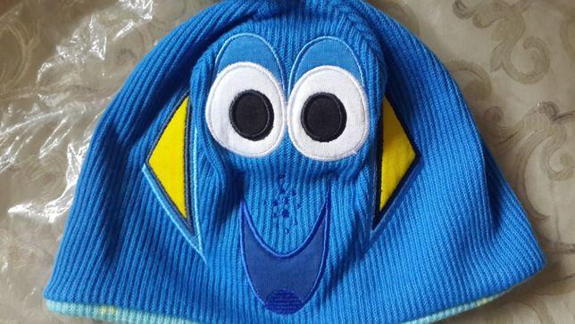 Легкая, красивая, двусторонняя шапочка с сайта Disney, новая, оригинал