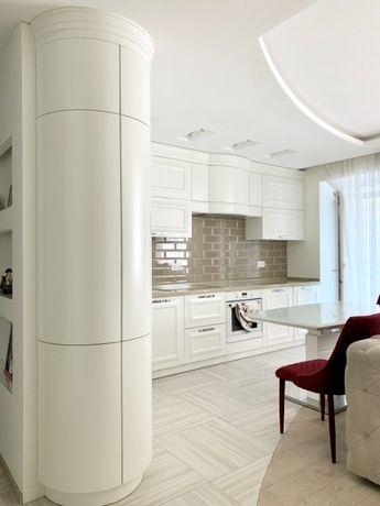 Квартира для семьи в лучшей локации в кирпичном новострое Рогалева IG